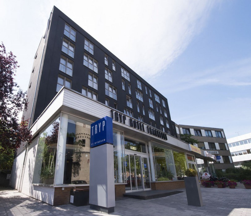 TRYP BY WYNDHAM FRANKFURT (EX. BEST WESTERN GRAND CITY HOTEL FRANKFURT)