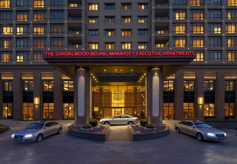 The Sandalwood, Beijing - Marriott Executive Apt