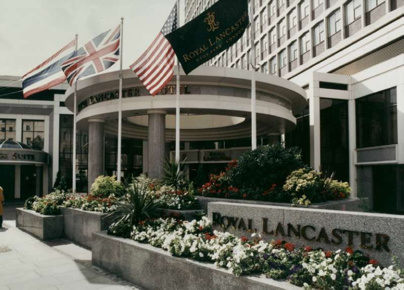 LANCASTER LONDON ( formerly The Royal Lancaster )