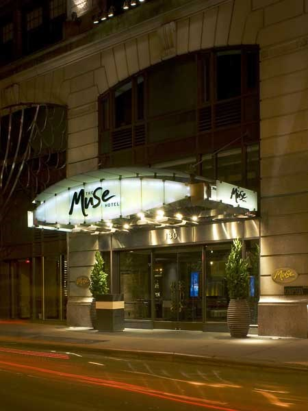HOTEL THE MUSE