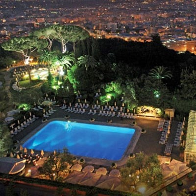 Rome Cavalieri, Waldorf Astoria Hotels & Resorts (Deluxe Rome View/ Minimum 3 Nights)