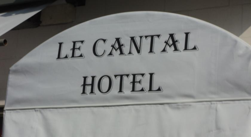 Hotel Le Cantal - Paris