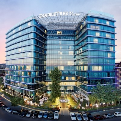 DoubleTree by Hilton Istanbul - Moda (Deluxe Bosphorus View)