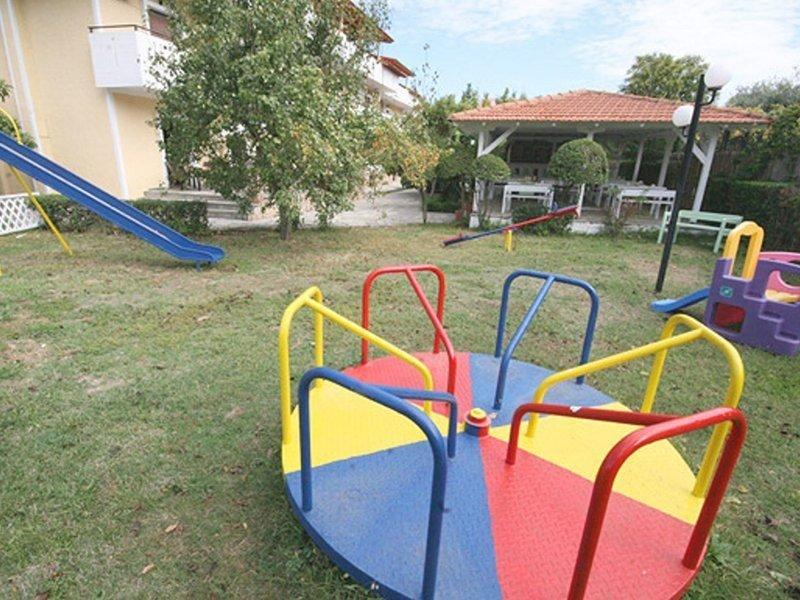 Korina Hotel children's playground