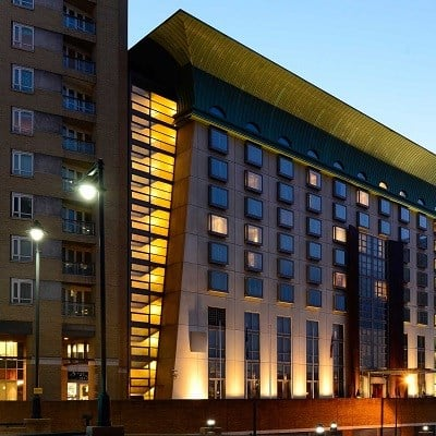Four Seasons London at Canary Wharf (Canary Wharf View/ Minimum 2 Nights)