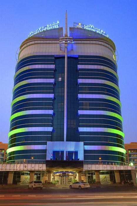 GRAND EXCELSIOR HOTEL - BUR DUBAI (FORMALLY DHOW PALACE HOTEL)