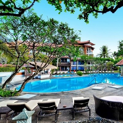 Sol Beach House Benoa - Bali (Executive Junior Suite Gold/ All Inclusive)