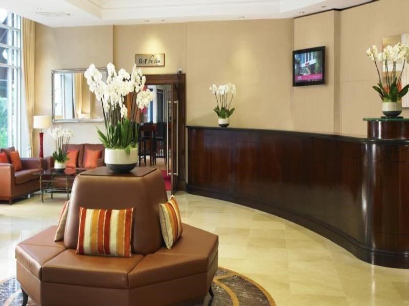 Marriott Hotel London Maida Vale