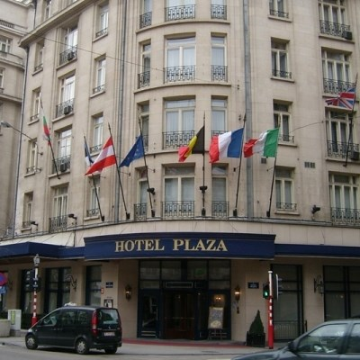 Le Plaza Brussels (Deluxe)