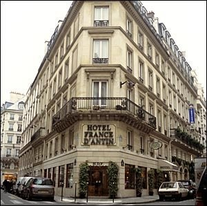 FRANCE DANTIN - EXCLUSIVE HOTELS