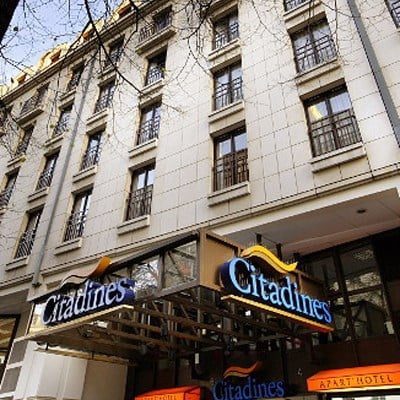 Citadines Prestige Les Halles Paris (Studio Premier/ Room Only)