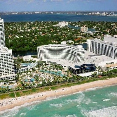 Fontainebleau Miami Beach (Oceanview/ Room Only)