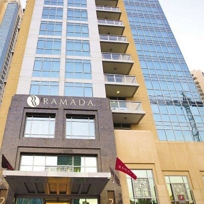 Ramada Downtown Dubai (1-Bedroom Suite Fountain View/ Room Only)