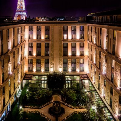 Hotel du Collectionneur Arc de Triomphe (Executive with Patio View)