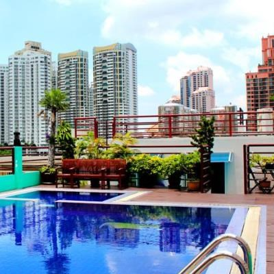 D Varee Diva Bally Sukhumvit (Deluxe/ Room Only)