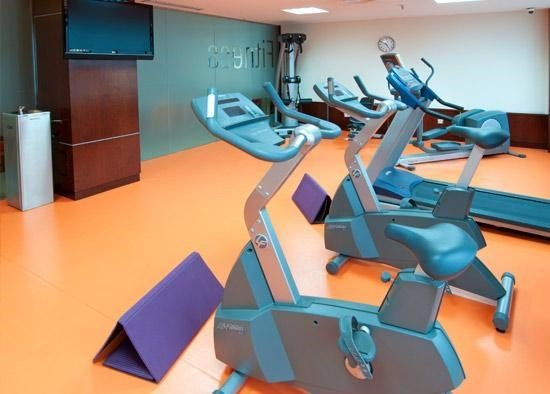Tryp Menfis-Fitness
