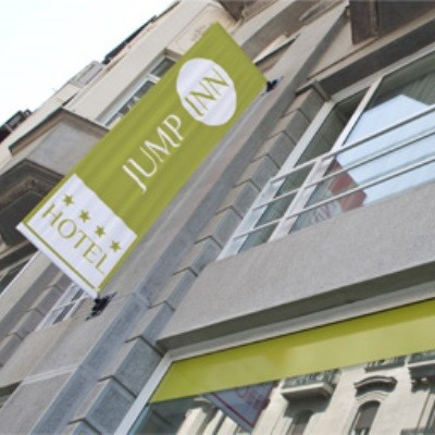 Jump INN Hotel Belgrade (Minimum 3 Nights)
