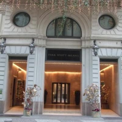 Park Hyatt Milano (Deluxe Executive)