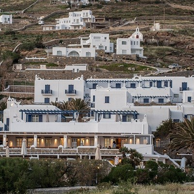 San Marco Hotel & Villas (Cyclades Junior Suite/ Non-Refundable)