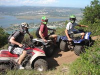 Children Safari Quad Biking