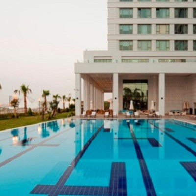 The Green Park Pendik Hotel & Convention Center (Sea View)