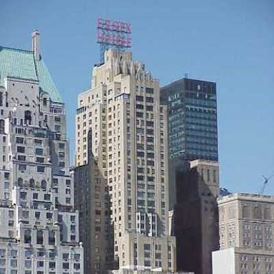 J W Marriott Essex House New York (Central Park View/ Room Only)