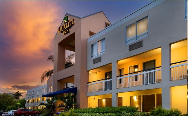 QUALITY INN MIAMI AIRPORT WEST DORAL AREA