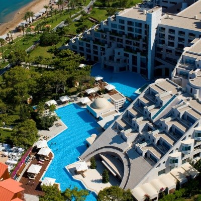 Rixos Sungate (Sea View/ All Inclusive/ 30km from Antalya)