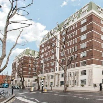 Nell Gwynn House Apartments (Large 1-Bedroom Apartment/ Room Only)