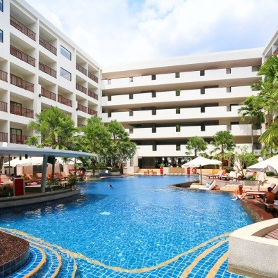 Deevana Plaza Phuket (Deluxe Pool View/ Room Only)