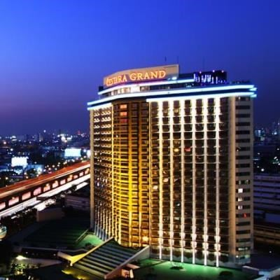 Centara Grand at Central Plaza Ladprao Bangkok (Deluxe/ Room Only)