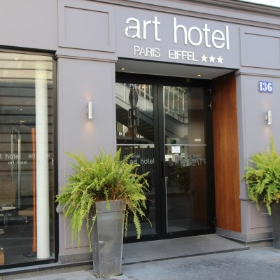 Art Hotel Eiffel (Non-Refundable)