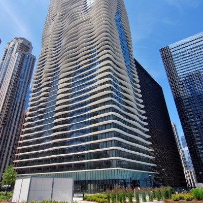 Radisson Blu Aqua Chicago (City View Queen Queen/ Room only)