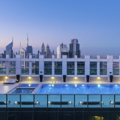 Sheraton Grand Hotel, Dubai (1-Bedroom Apartment/ Room Only)