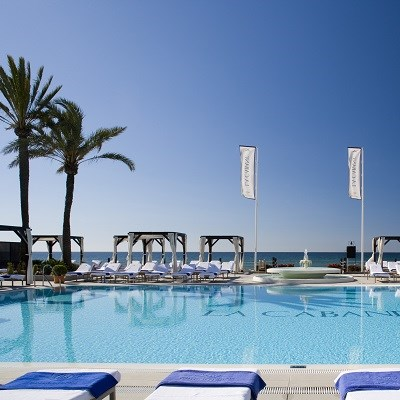 Guadalmina Spa & Golf Resort (Superior Sea View With Terrace)