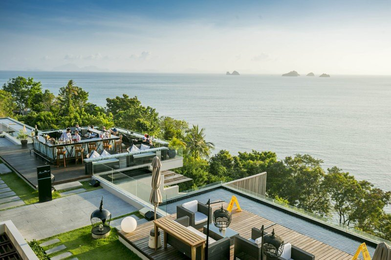 Intercontinental Samui Baan Taling Ngam Resort