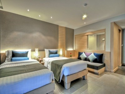 The Ashlee Heights Patong Hotel& Spa