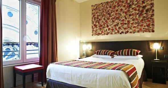 New Hotel La Fayette - Double Room.jpg