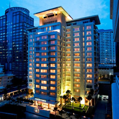 Courtyard by Marriott Bangkok (Deluxe/ Asian and Middle East Market)
