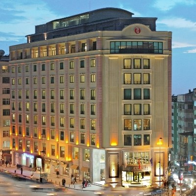 Ramada Plaza Istanbul City Center (Superior)