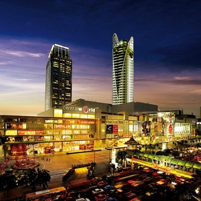 Centara Grand at CentralWorld (Deluxe World/ Middle East Market)