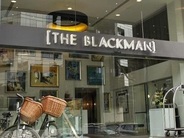 Art Series- The Blackman