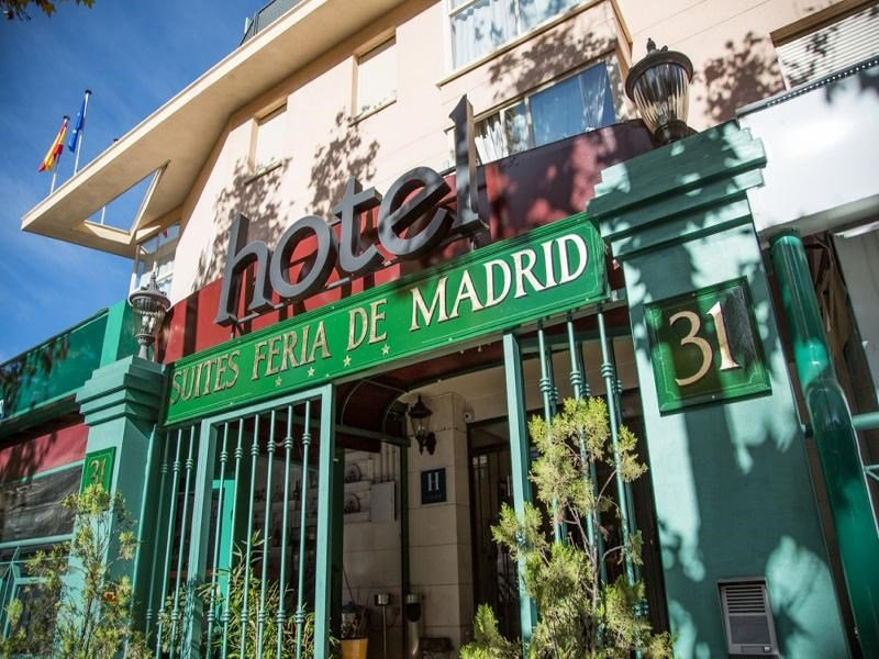 A&H Suites Madrid