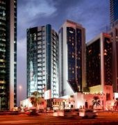 CROWNE PLAZA DUBAI (SHEIKH ZAYED ROAD)