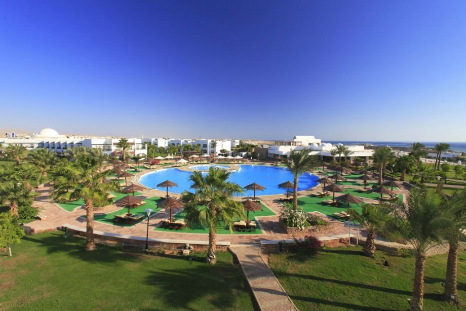 CORAL BEACH MONTAZAH RESORT SHARM EL SHEIKH