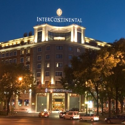 InterContinental Madrid (Executive Deluxe)