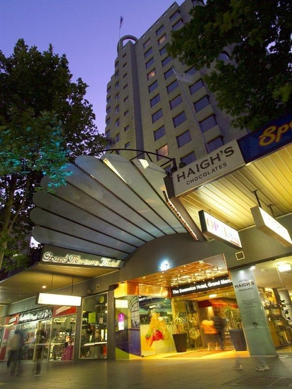 The Swanston Melbourne Grand Mercure