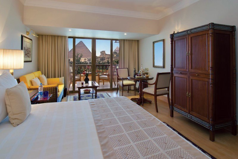 Marriott Hotel Mena House Cairo