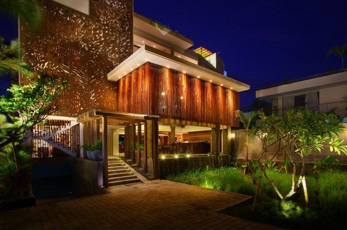 The Kirana Hotel Resto And Spa-canggu