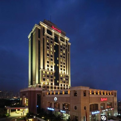 Istanbul Marriott Asia (Deluxe City View)